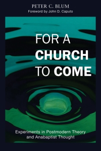 For a Church to Come (color)